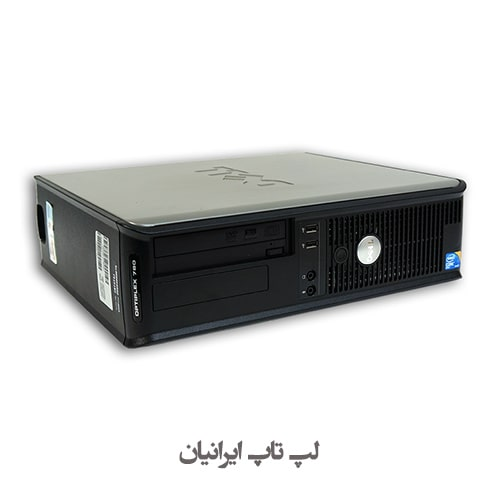 کیس دست دوم DELL Optiplex 780 C2D رم 2GB