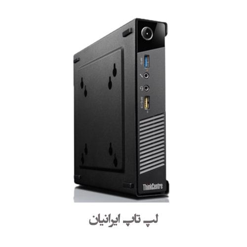 مینی کیس دست دوم Lenovo Ci5 نسل 4 رم 4GB