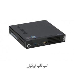 مینی کیس دست دوم Lenovo Ci5 نسل ۴ رم ۴GB