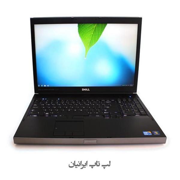 لپ تاپ دست دوم Dell مدل Precision M6500