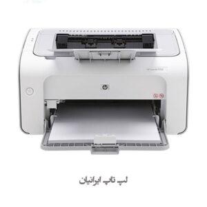 پرینتر لیزری HP مدل LaserJet P1102