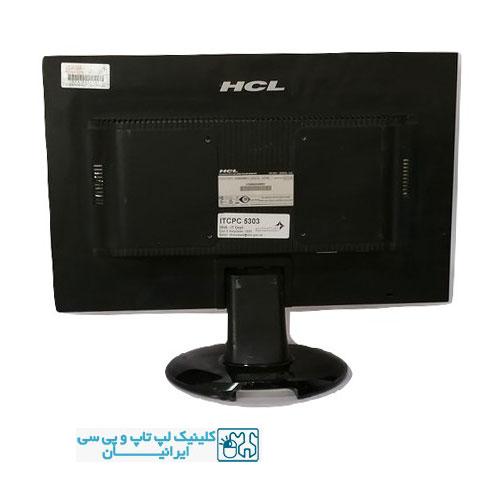 مانیتور دست دوم HCL مدل XW185A سایز 19 اینچ LCD