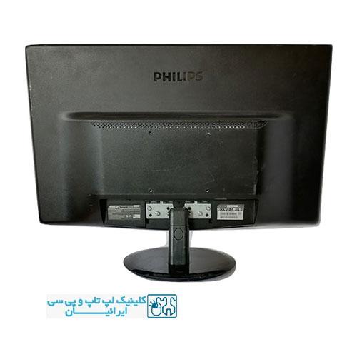 مانیتور دست دوم Philips مدل 226V3L سایز 22 اینچ LED