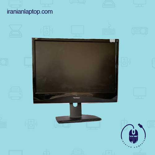 مانیتور دست دوم ViewSonic مدل VX2235WM سایز 22 اینچ LCD