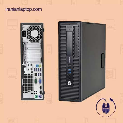 کیس استوک HP Elitedesk 800 G1 نسل 4g رم 4g