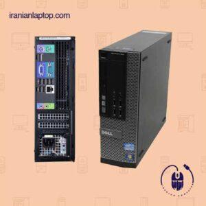کیس Dell optiplex990 ci5  رم۴GB هارد۵۰۰GB