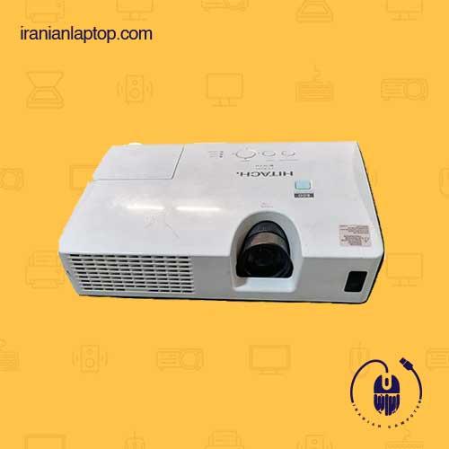ویدئو پروژکتور استوک Hitachi مدل CP-RX93EF