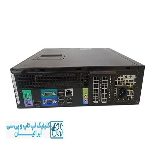 کیس استوک Dell optiplex990 ci5  رم4GB هارد500GB