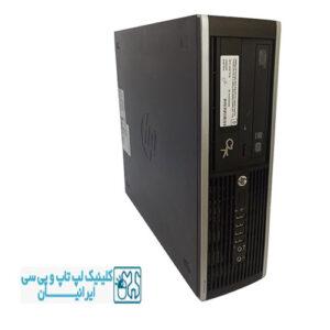 کیس استوک HP compaq8200 elite small from ci5 رم ۴g هارد ۲۵۰g