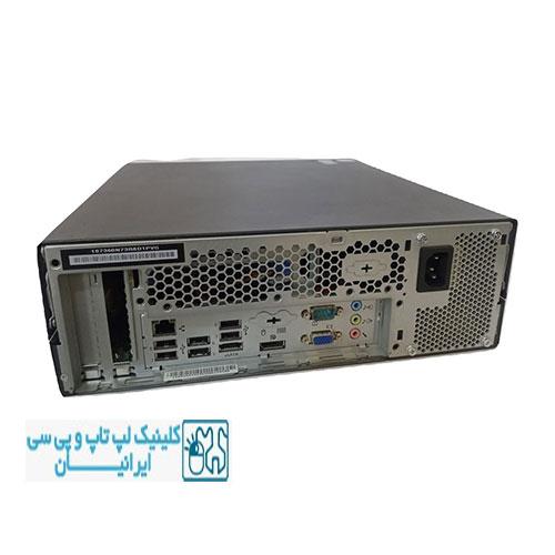 کیس دست دوم Lenovo thinkcenter m58 c2d e8400رم2g هارد160g