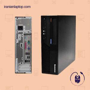 کیس دست دوم Lenovo thinkcenter m58 c2d e8400رم۲g هارد۱۶۰g