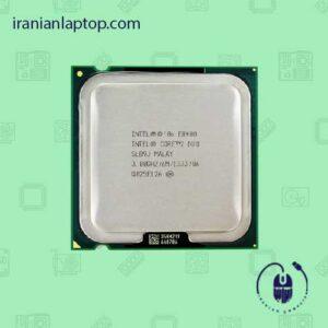 سی پی یو اینتل E8400 Core 2 Duo