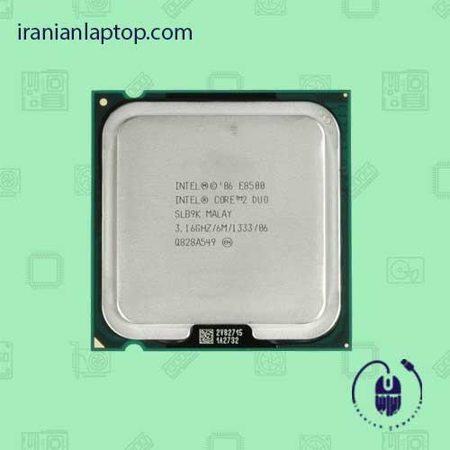 سی پی یو اینتل E8500 Core 2 Duo