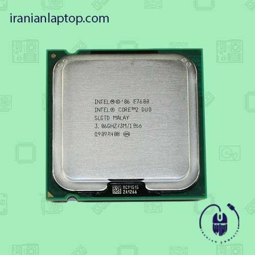 سی پی یو اینتل E7600 Core 2 Duo
