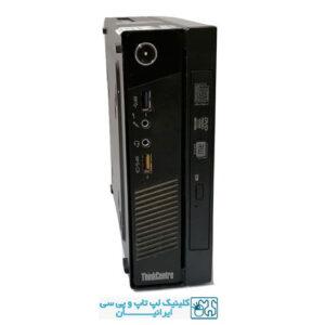 کیس استوک Lenovo thinkcenter M93p با دیویدی رایتر