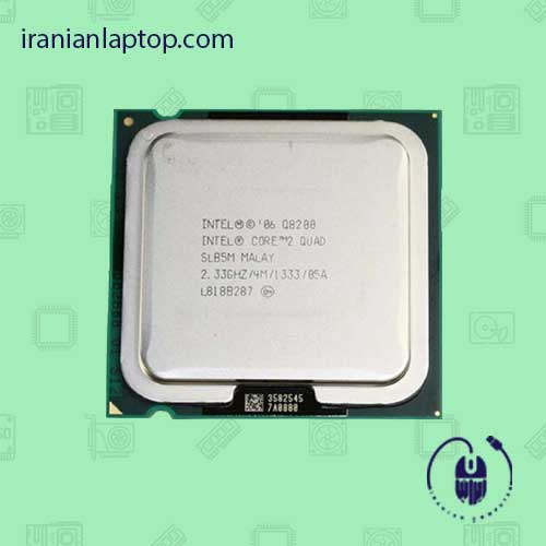 سی پی یو اینتل Core2 Quad Q8200 2.33GHz 4MB LGA-775 Yorkfield TRAY CPU