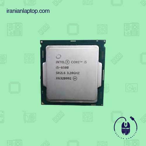 سی پی یو استوک corei5-6500