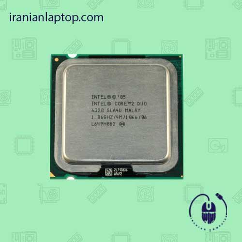 سی پی یو اینتل Core2 E6320 1.86 GHz 4MB LGA-775 Yorkfield TRAY CPU