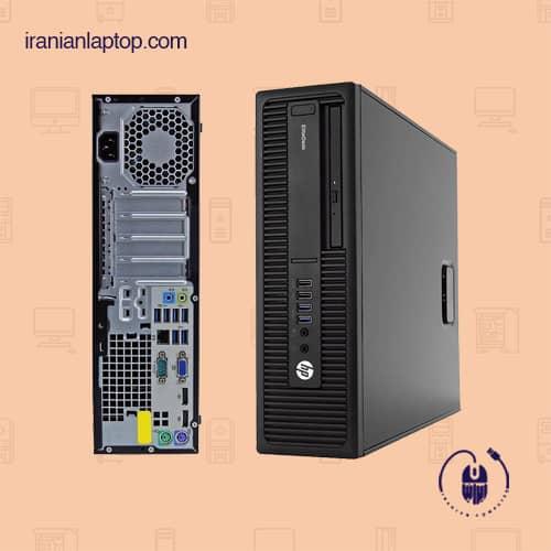 کیس استوک Hp Elitedesk 800 G2 نسل 6