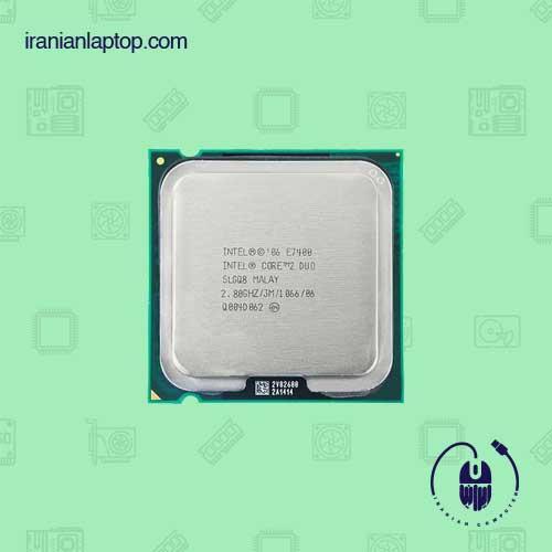 سی پی یو اینتل Core 2 Duo E7400