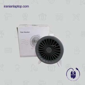 فن و بخاری برقی