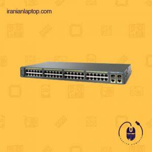 سوئیچ سیسکو ws-c2960-48tc-l 48-port