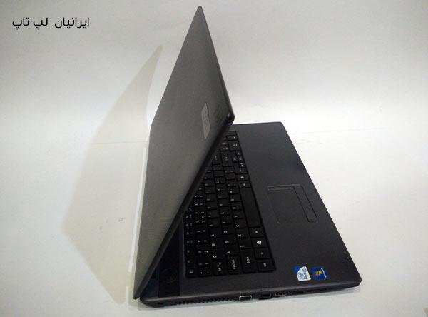 لپ تاپ استوک ایسر Acer Aspire 7739- pentium 6200M-4g-320g