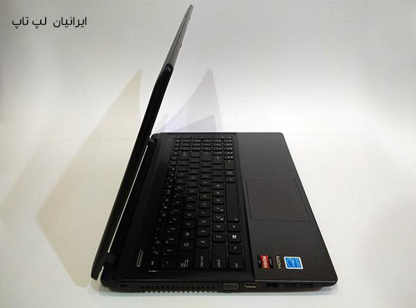 لپ تاپ استوک ایسوس Asus k55N Amd A8 4500m-4g-500g