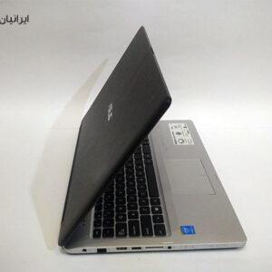 لپ تاپ استوک ایسوس Asus R554L- Ci3 4th-4g-320g-touch
