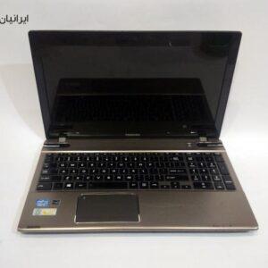 لپ تاپ استوک توشیبا Toshiba p855-S5102-ci5 3rd-4g-500g