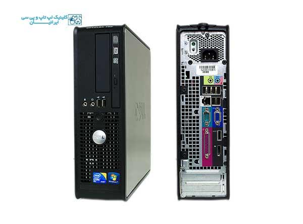 پک ۱۰ عددی کیس استوک دل Dell 780 C2d-2G ddr3-160g