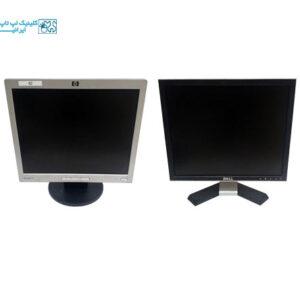 پک ۱۰ عددی مانیتور دست دوم (استوک) ال سی دی LCD  Dell/hp 17 inch
